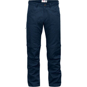 Fjällräven High Coast Zip-Off Trousers Herren navy